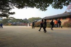 Changdeokgung Palace Royalty Free Stock Photo
