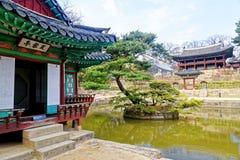 Changdeokgung Stock Photography