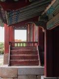 Changdeokgungs-Palast Lizenzfreie Stockfotos