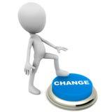 Change royalty free illustration