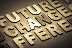 Change Stock Photography