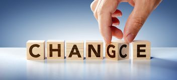 Free Change And Chance - Business Strategy Concept Stock Photo - 157276930