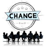 Change Development Improvement Revolution New Concept Stock Image
