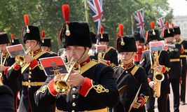 Change of the Guard, London Royalty Free Stock Image