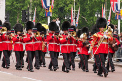 Change of the Guard, London Royalty Free Stock Images