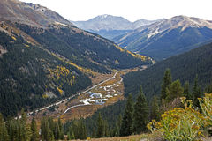Change of Season in the Rockies Royalty Free Stock Photo