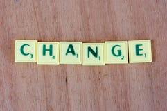 Change Stock Image
