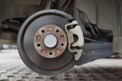 Change wheels Royalty Free Stock Photo