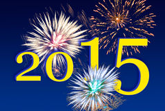 2 0 1 5 change of the year Stock Images