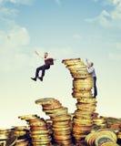 Changeable biznes Obrazy Stock