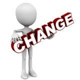 changement illustration libre de droits