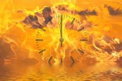 Changement climatique Image stock