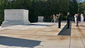 Changement de la garde à la tombe du soldat inconnu clips vidéos