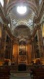 Changez à l'église de Sant&#x27 ; Andrea della Valle, Rome, Italie Image stock