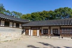 Changgyeonggung Architecture Stock Image