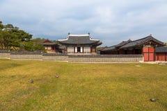 In Changgyeonggung Palace, Seoul Royalty Free Stock Photography