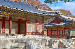 Changgyeonggung Palace, Seoul, South Korea Stock Photography