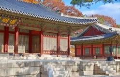 Changgyeonggung Palace, Seoul, South Korea stock photography
