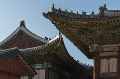 Changgyeonggung Royalty Free Stock Image