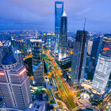 Changhaï Images stock
