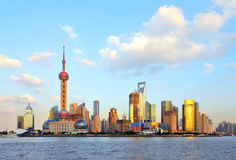 Changhaï Images libres de droits