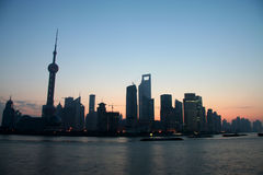 Changhaï Photos stock