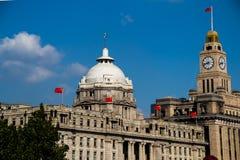 Changhaï Bund image stock
