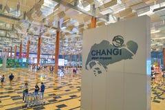 Changi Aiport Imagens de Stock