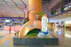 Changi Aiport Fotografia de Stock