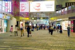 Changi Aiport Fotografia de Stock Royalty Free