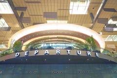 Changi Aiport Imagem de Stock Royalty Free