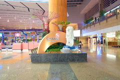 Changi Aiport Fotos de Stock