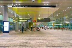 Changi Aiport Foto de Stock Royalty Free