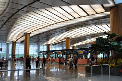 Changi Airport Royalty Free Stock Photo