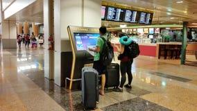 Changi Airport Asia Singapore Stock Photos