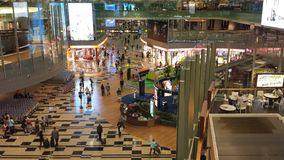 Changi airport Royalty Free Stock Photography