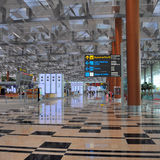 Changi Airport Singapore Stock Photography