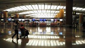 Changi Airport Singapore Stock Photography