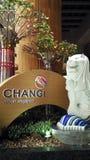 Changi Airport Singapore Stock Photo