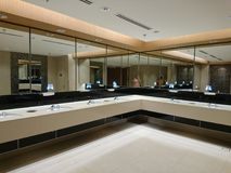 Changi airport Terminal 4 Open House Royalty Free Stock Photos