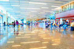 Changi International Airport, Singapore Royalty Free Stock Photo