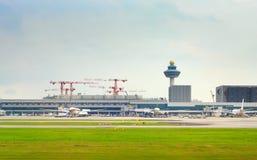 Changi International Airport, Singapore Royalty Free Stock Photos
