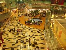 changi lotniskowy zakupy Singapore Zdjęcia Stock