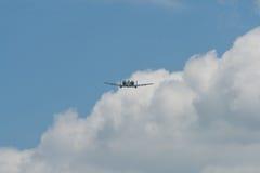 Changi, Singapour - fév. 6,2010 : Coup de foudre II de l'U.S. Air Force A-10 Image stock