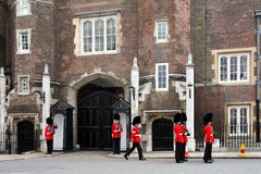 Changing of the Guard Royalty Free Stock Photos