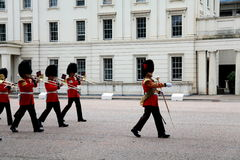 Changing of the Guard Royalty Free Stock Photo