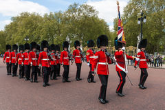 Changing of the Guard Royalty Free Stock Image