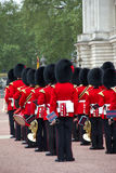 Changing of guard Stock Images