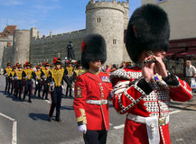 Changing of the Guard Stock Photos