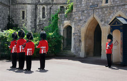 Changing of the Guard Stock Photography